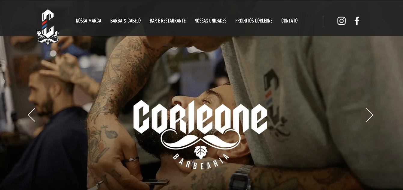 marketing digital para barbearia com bar