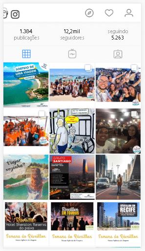 marketing digital para agencia de viagem