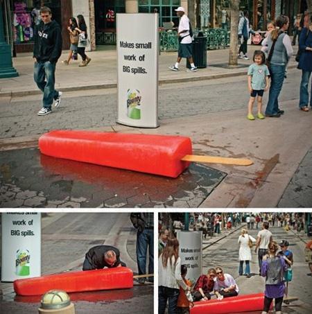 Marketing De Guerrilha Bounty