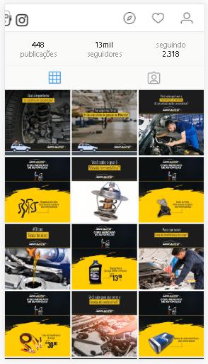 marketing digital para loja de auto peças
