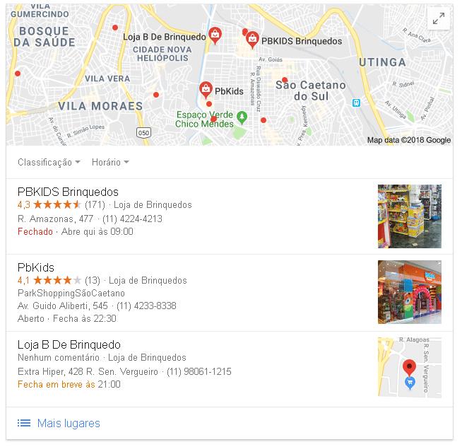 marketing para loja de brinquedos