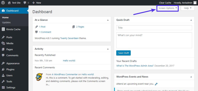 1554936651 5934 WordPress Admin Panel 7