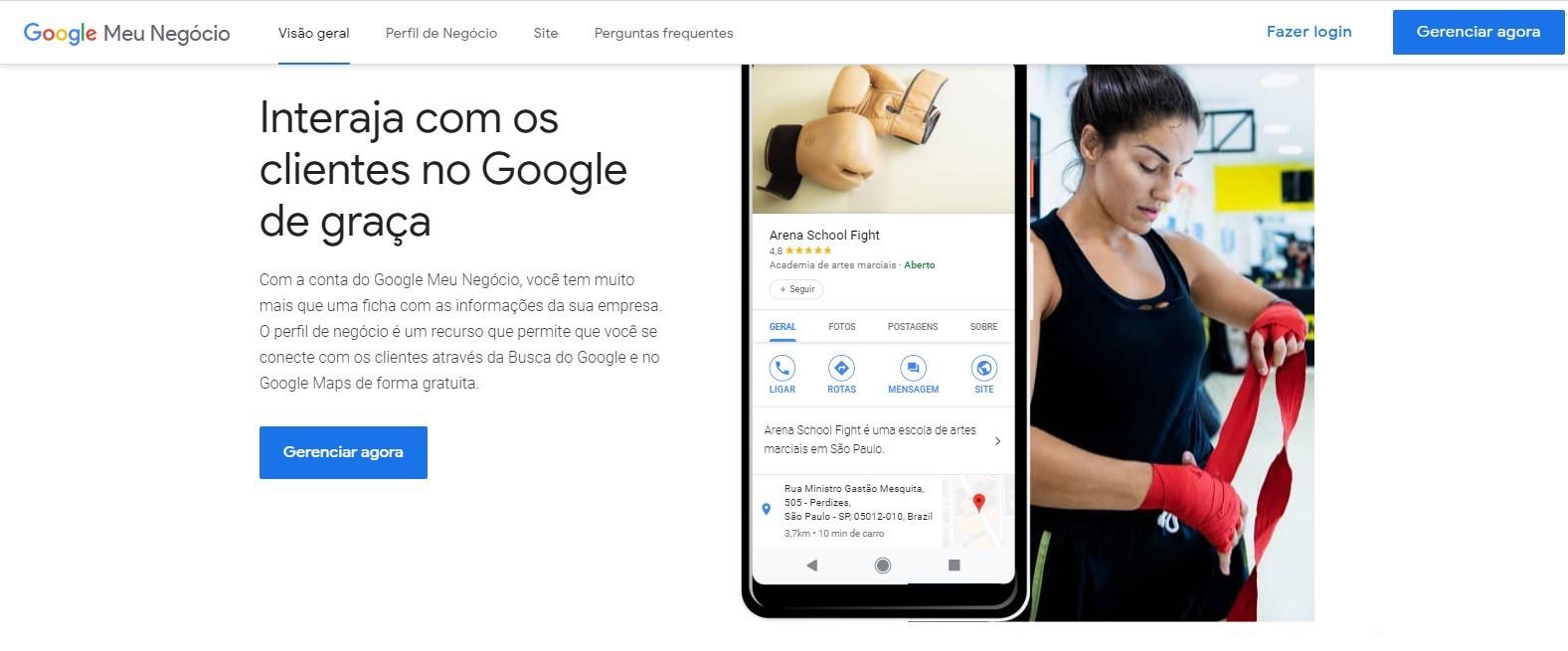 Google Meu Negocio 1