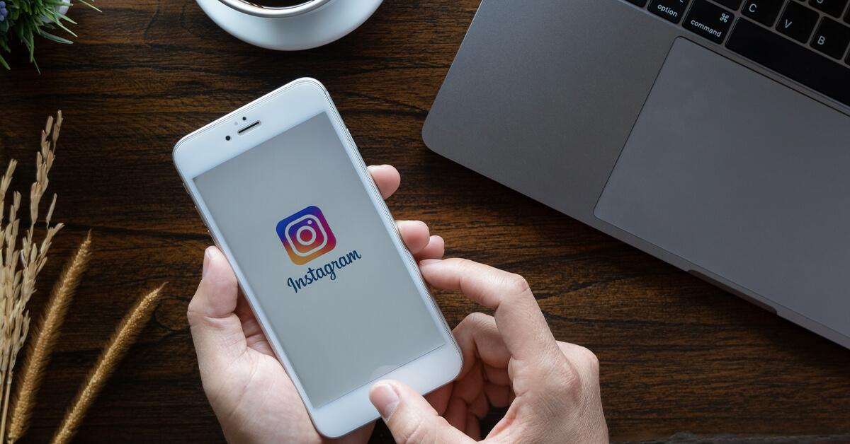 Como colocar conta comercial no Instagram