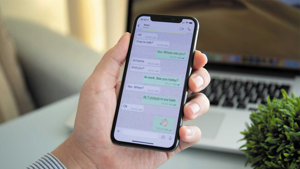 Como criar mensagem automática no WhatsApp