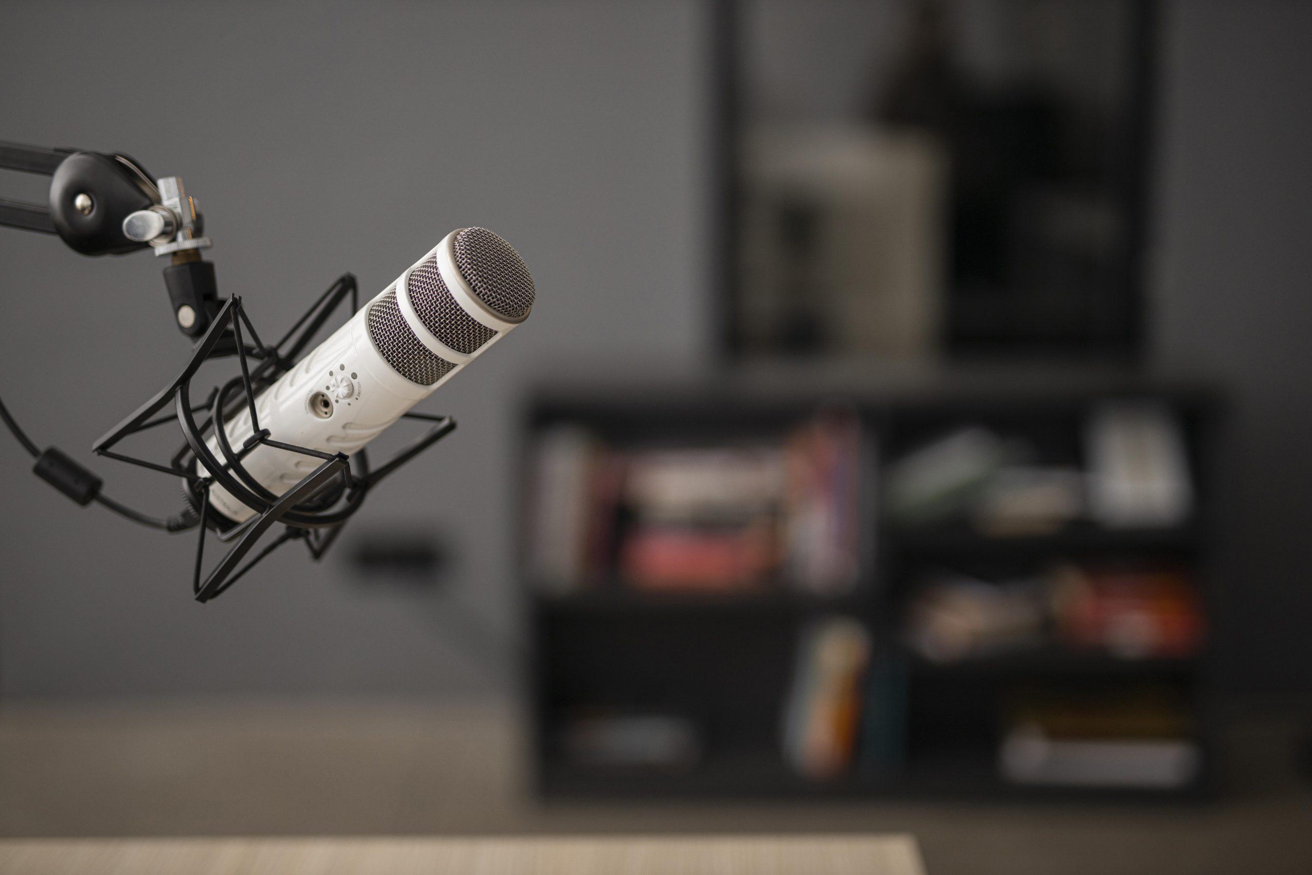 Como fazer podcast